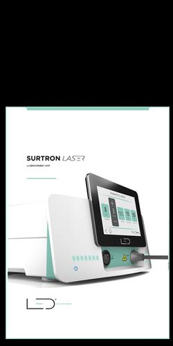SURTRON_LASER_manuale